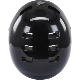 bluegrass Super Bold Dirt Helm, glossy black